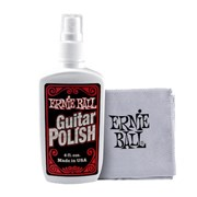 Ernie Ball Guitar Polish with Cloth