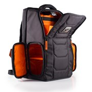 Gruv Gear Club Bag - Classic Black/Orange