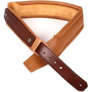 Gruv Gear SoloStrap Leather Guitar Strap - Tan