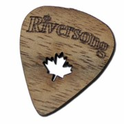 Riversong 5-Layer Walnut Cross Grain Pick 1.5 (Heavy Flex)