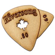 Riversong 5-Layer Maple Flexi Pick .80/.60