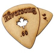 Riversong 5-Layer Maple Flexi Pick .60/.46