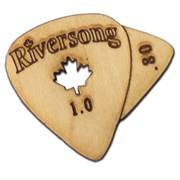 Riversong 5-Layer Maple Flexi Pick 1.0/.80
