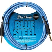 Dean Markley Blue Steel Instrument Cable - Straight - Lifetime Warranty