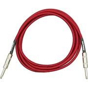 DiMarzio Instrument Cable - Red (18 ft.) - Lifetime Warranty