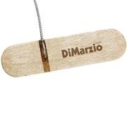 DiMarzio The Black Angel™ Piezo Acoustic Pickup