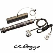 LR Baggs Ibeam Active System (IBAS) Acoustic Bridgeplate Pickup+Preamp