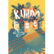 "KINDO - SIGNED! ""Kindo In Da House"" House Tour Poster 12"" x 18"""